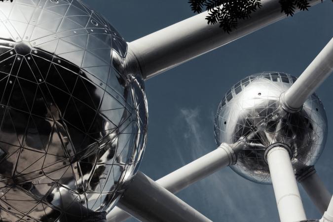 Grégoire De Poorter - grevision - Brussels - Atomium