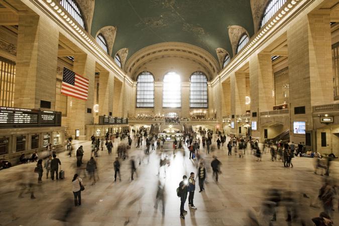 Grégoire De Poorter - grevision - New York City - Grand Central Station